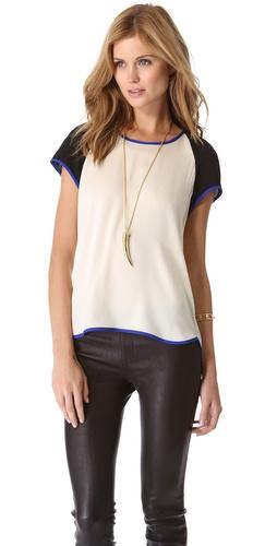 Kupi Diane von Furstenberg Liva Top i Diane von Furstenberg haljine online u Apparel, Womens, Tops, Blouse,  prodavnici online