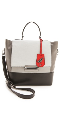 Diane von Furstenberg 440 Colorblock Bag at Shopbop.com