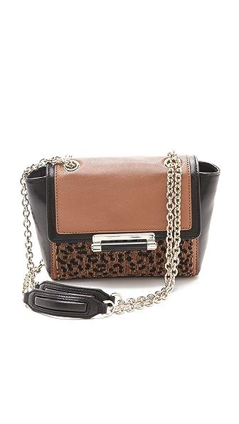Diane von Furstenberg 440 Mini Leopard Bag