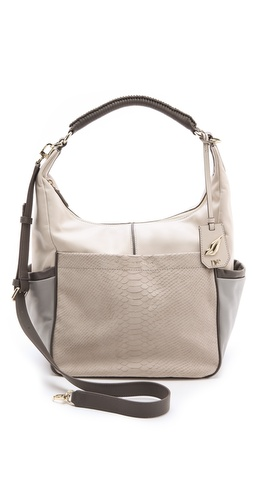 Diane von Furstenberg Franco Snake Embossed Bag at Shopbop / East Dane