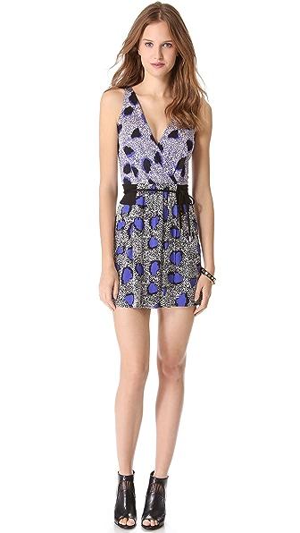 Diane von Furstenberg Oblixe Dress