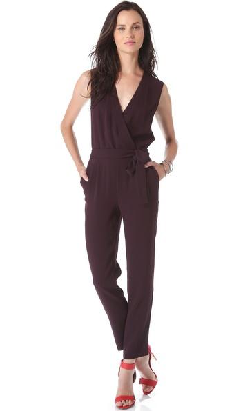 Diane von Furstenberg Berry Jumpsuit