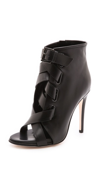 Diane von Furstenberg Radcliff Lace Up Booties