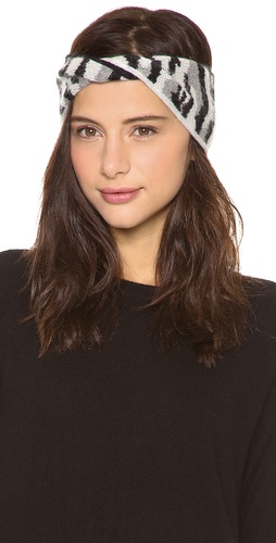 Diane von Furstenberg Dyla Animal Headband at Shopbop / East Dane