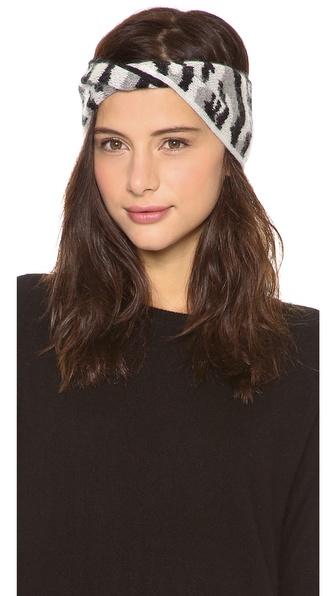 Diane von Furstenberg Dyla Animal Headband