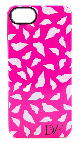 Diane von Furstenberg Lip Print iPhone 5 / 5S Case