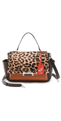Diane von Furstenberg Highline Courier Bag at Shopbop / East Dane