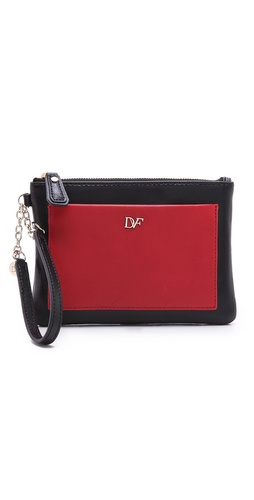 Diane von Furstenberg Voyage Wristlet Clutch at Shopbop / East Dane