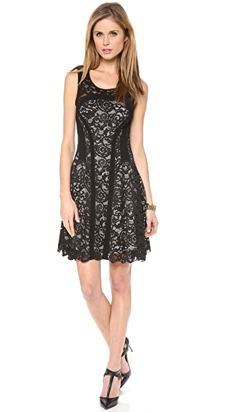 Diane von Furstenberg Kala Lace Dress