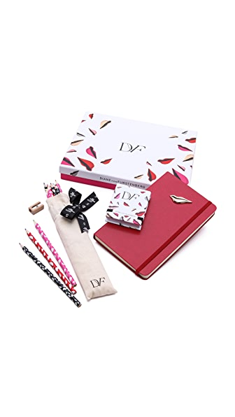 Diane von Furstenberg Colorful Ideas Gift Set