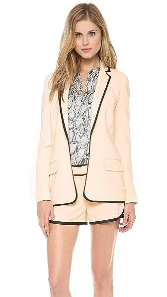Diane von Furstenberg Bridgett Tuxedo Jacket