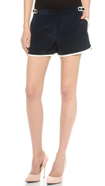 Diane von Furstenberg Tiffany Track Shorts