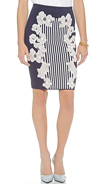 Diane von Furstenberg Kacee Pencil Skirt
