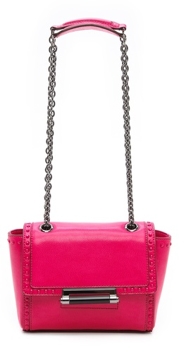 Diane von Furstenberg 440 Mini Faceted Studded Shoulder Bag at Shopbop / East Dane