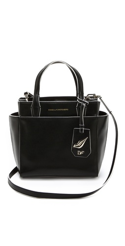 Diane von Furstenberg On the Go Mini Cross Body Tote at Shopbop / East Dane