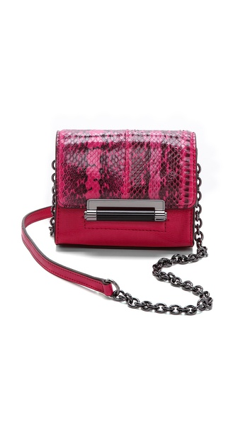 Diane von Furstenberg Highline Micro Mini Cross Body Bag