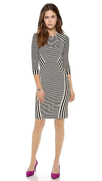 Diane von Furstenberg Havens Stripe Dress
