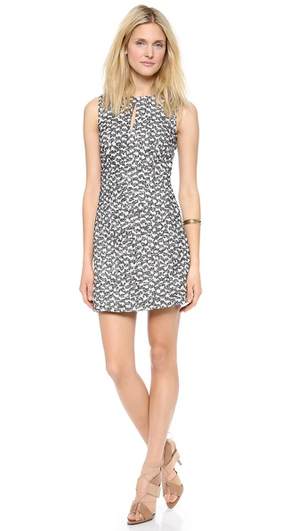 Diane von Furstenberg Yvette Sleeveless Dress