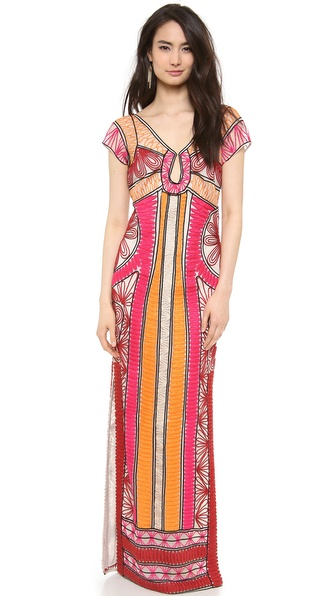 Diane von Furstenberg Ellison Maxi Dress