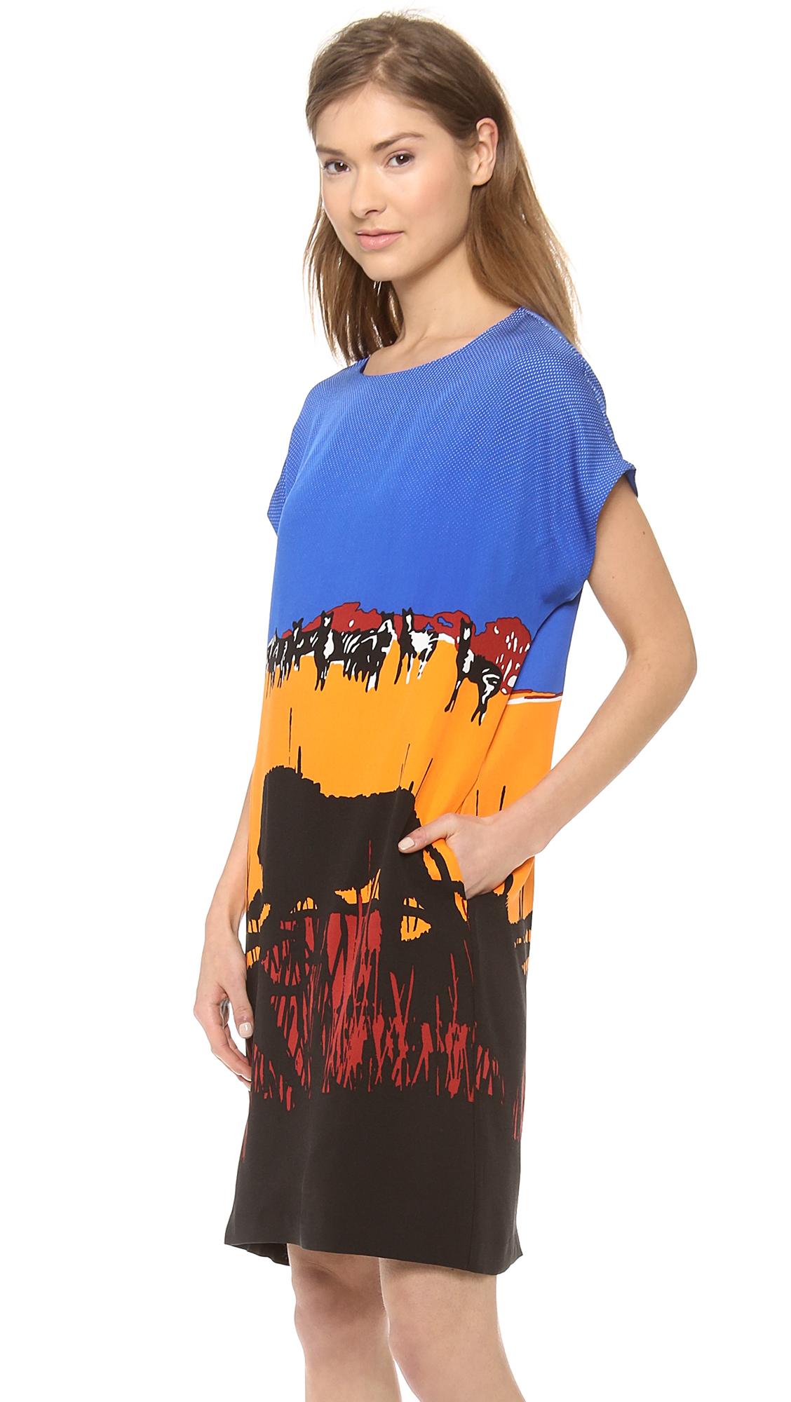 Buy Dvf Dresses Online Diane von Furstenberg Harriet