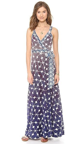 Diane von Furstenberg Samson Maxi Dress