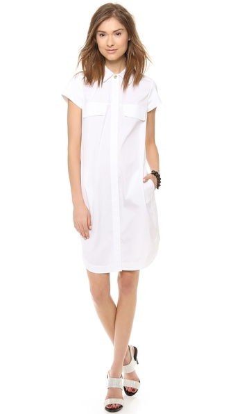 Diane von Furstenberg Aviana Shirtdress