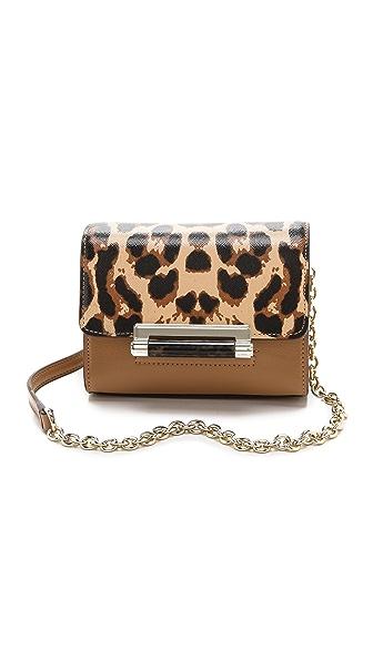 Diane von Furstenberg 440 Micro Mini Exotic Print Bag