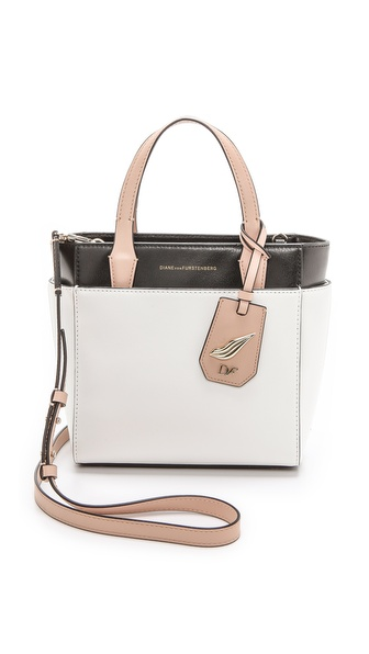 Diane von Furstenberg On the Go Mini Bag