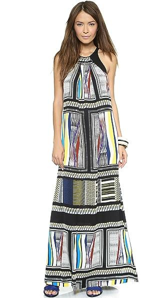 Diane von Furstenberg Jordan Maxi Dress