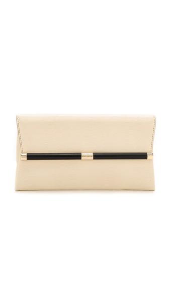 Diane von Furstenberg 440 Embossed Envelope Clutch