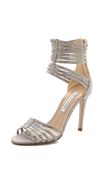 Diane von Furstenberg Ursula Strappy Sandals