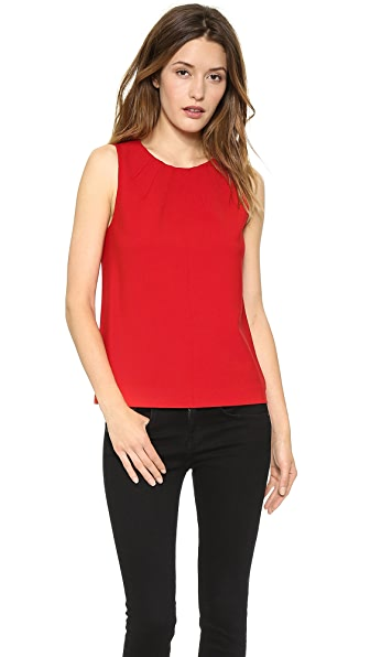 Diane von Furstenberg Sleeveless Shell Top