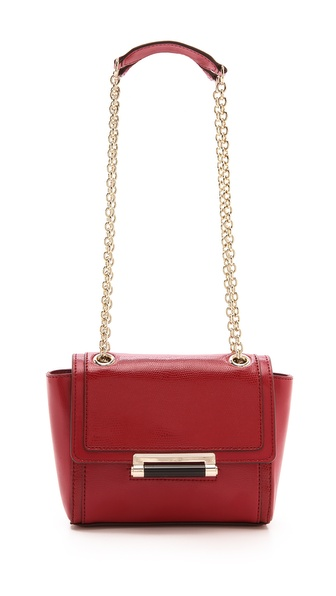 Diane von Furstenberg 440 Embossed Lizard Mini Bag