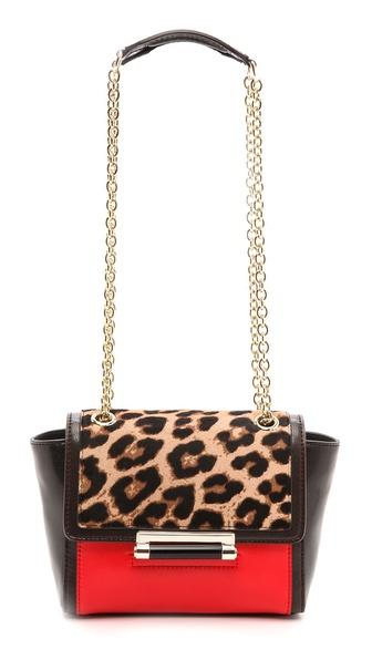 Diane von Furstenberg 440 Haircalf Mini Handbag