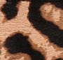 Leopard/Deep Mahogany