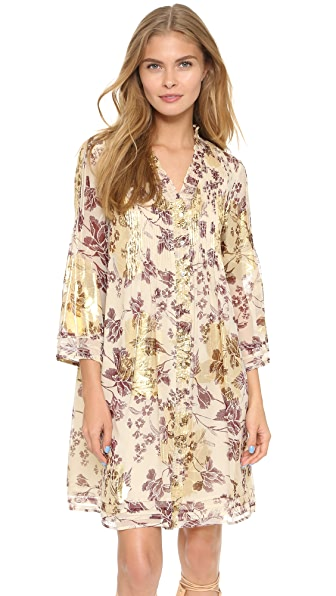 Kupi Diane von Furstenberg haljinu online i raspordaja za kupiti Diane Von Furstenberg Layla Dress Raisin/Calico online