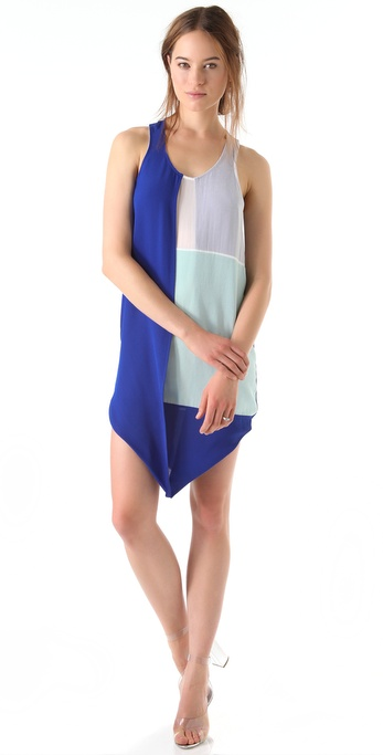 Dion Lee Interior Tank Dress