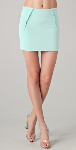 Dion Lee Element Miniskirt