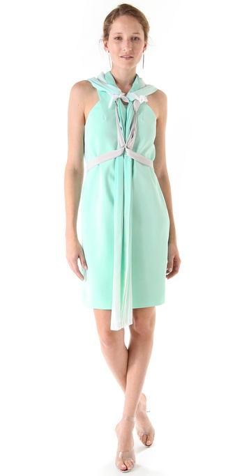 Dion Lee Glass Deco Dress