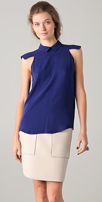 Dion Lee Ceremony Shirt