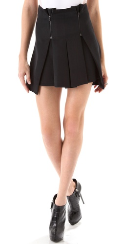 Dion Lee Zip Waist Skirt