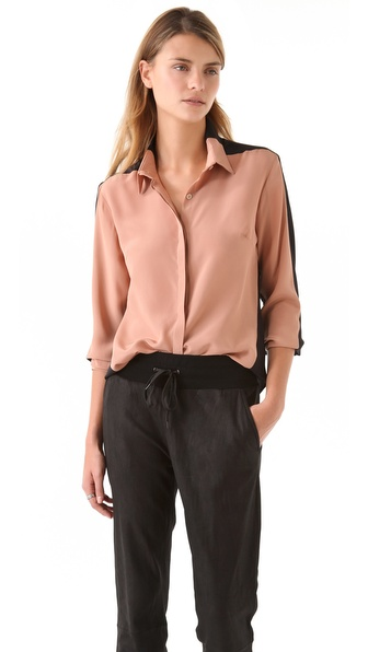 Dion Lee Back Light Shirt