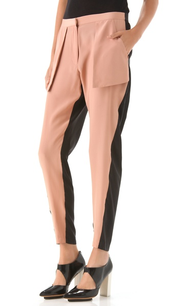 Dion Lee Back Light Pants