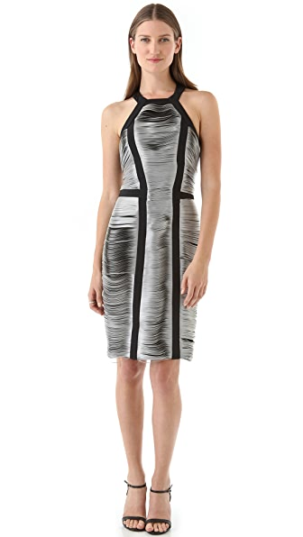 Dion Lee Vein Sleeveless Dress