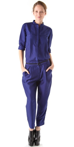 Dion Lee Boiler Jumpsuit