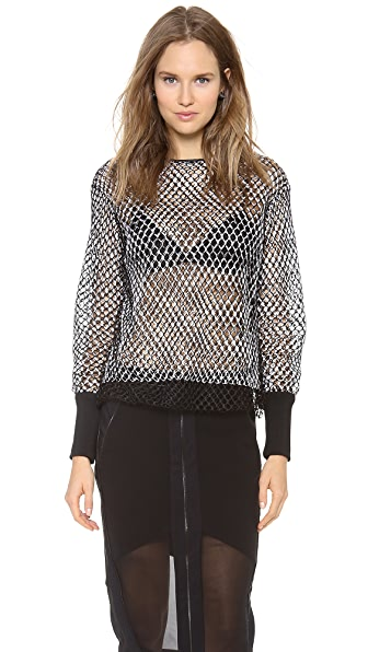Dion Lee Moire Sweater