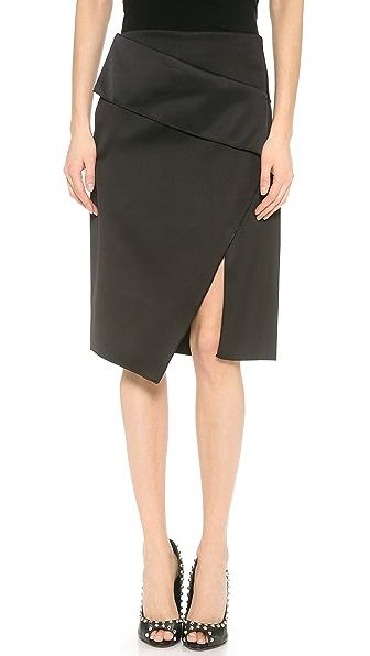 Dion Lee Belted Wrap Skirt