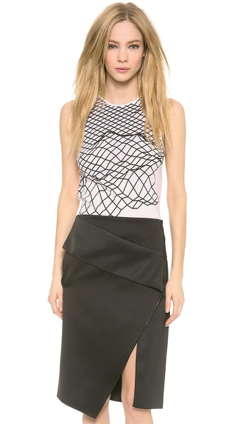 Dion Lee Cycle Organza Tank