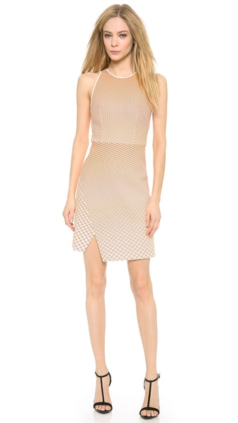 Dion Lee Cycle Wrap Day Dress