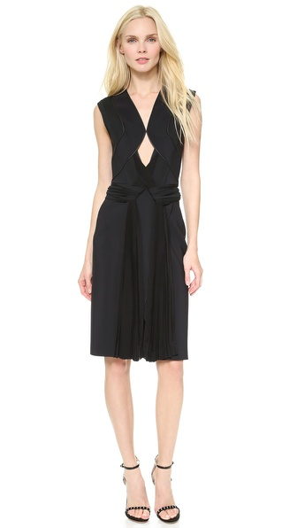 Dion Lee Neo Pleat Shift Dress